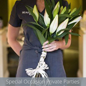 Special Occasion Private Parties